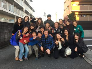 Breathing Workshops in Japan