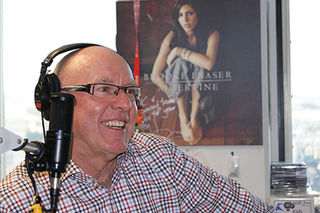 Glenn White interviewed on Coast FM radio