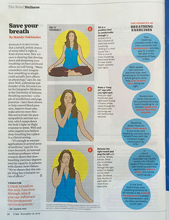 TIME MAGAZINE - Save your Breath by Mandy Oaklander
