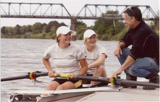 Darnelle Timbs - NZ rowing four 2004-5