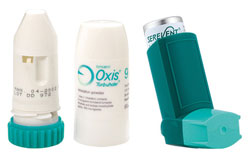 FDA Panel decides asthma drugs - Serevent and Oxis - aren't worth the risk