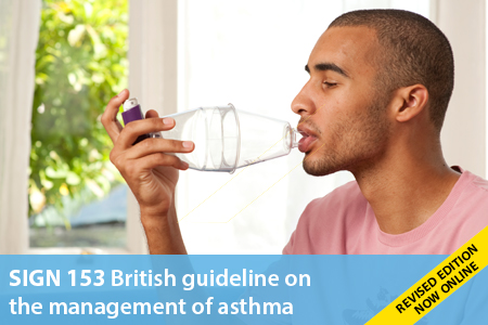 british guideline on asthma management