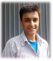 Rahul, High School Student